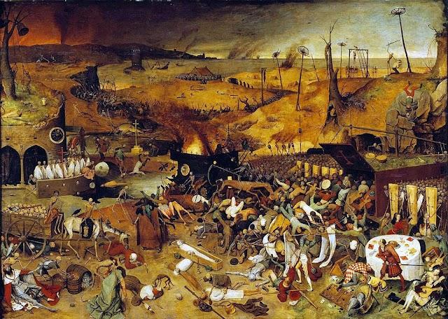 A pandemia à luz da história