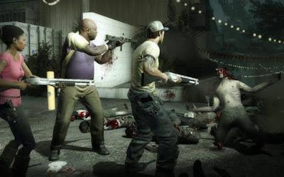 لعبة Left 4 Dead 2 كاملة للكمبيوتر