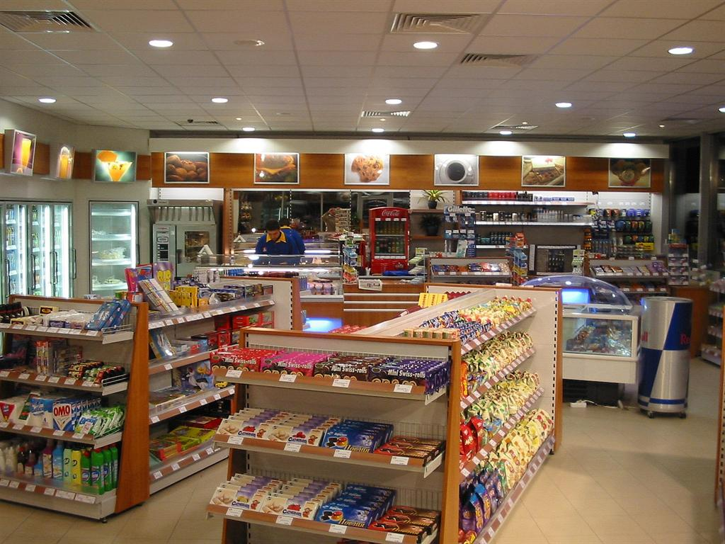 Mini Market Interior Design Ideas