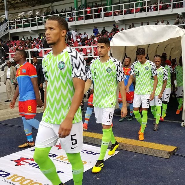 2018 World Cup: Rohr Cuts Down Super Eagles Squad To 25 Players
