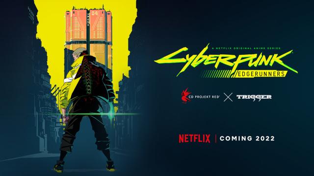 cyberpunk edgerunners netflix series