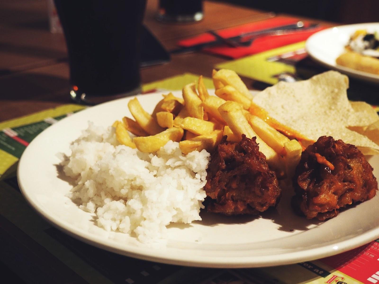 Fed Cardiff Curry