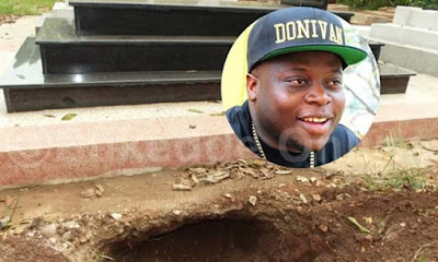 Months after he was buried with money, grave of Zari Hassan