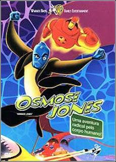 Osmose Jones: Uma Aventura Radical Pelo Corpo Humano Dublado Online