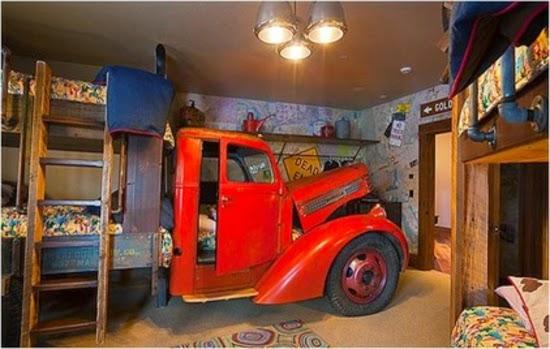 Dormitorios tem ticos divertidos dormitorios colores y for Dormitorios tematicos