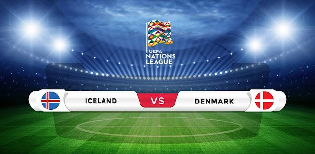 Iceland vs Denmark – Highlights