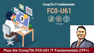 Best Online course to pass the CompTIA IT Fundamentals Certification in 2020