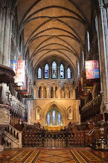 Katedra Świętego Patryka w Dublinie