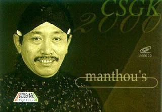 album emas campursari gunung kidul manthous cs