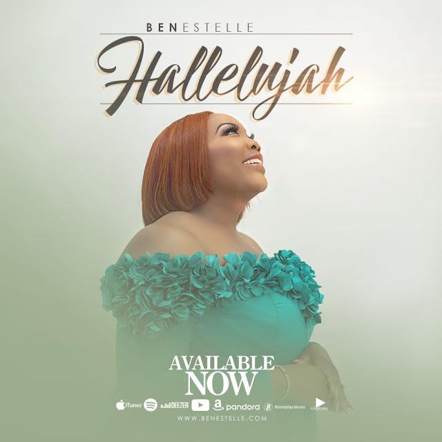 Audio: Benestelle – Hallelujah