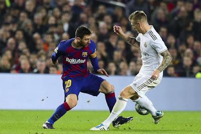Barca và Messi lo phát sốt: Real có thể vô địch La Liga ngay tuần này