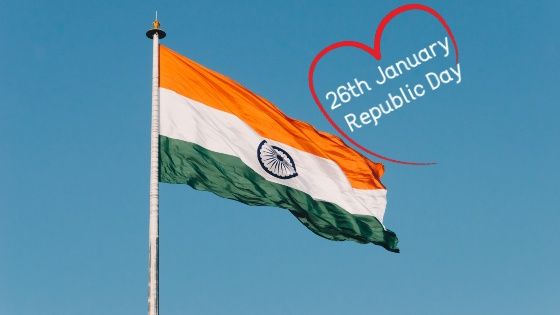 Happy Republic Day 26 January