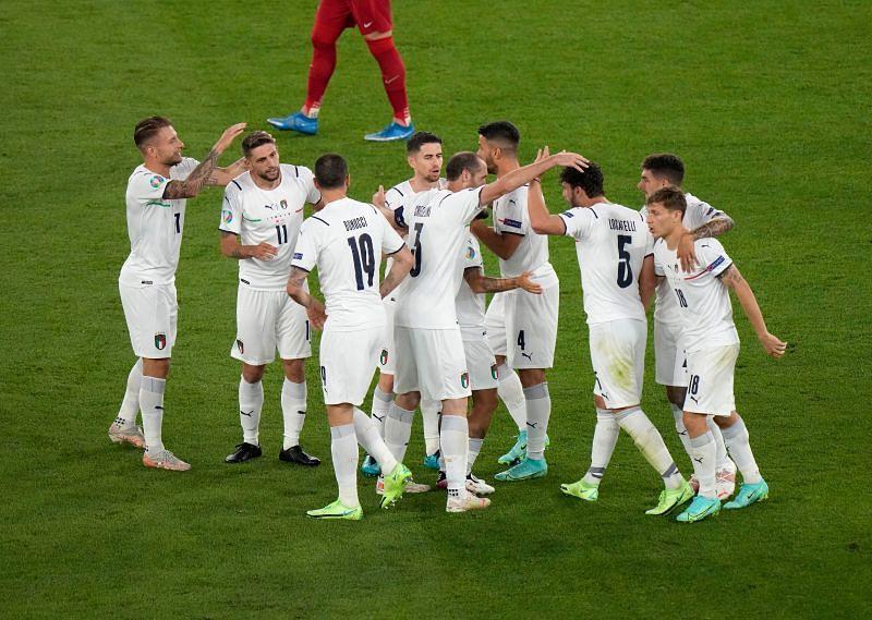 تركيا 0-3 إيطاليا