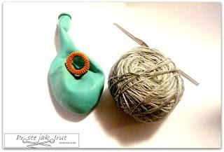 Елочные игрушки - обвязка крючком, схемы и описание