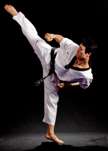 white tiger taekwondo - 431×603