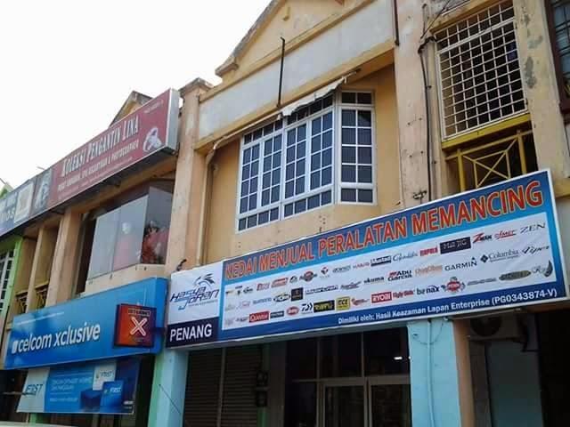 Hasya Joran Rasmi Cawangan Baru Di Pulau Pinang