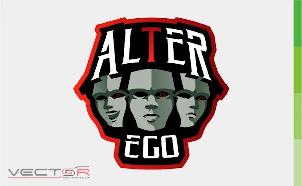 Alter Ego Esports Logo - Download Vector File CDR (CorelDraw)