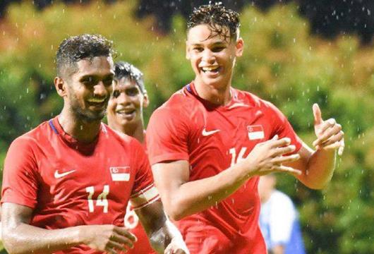Hasil Pertandingan Singapura vs Indonesia: 1-0