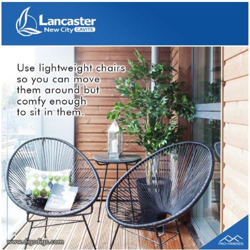 Make the most of your time at home Lancaster New City