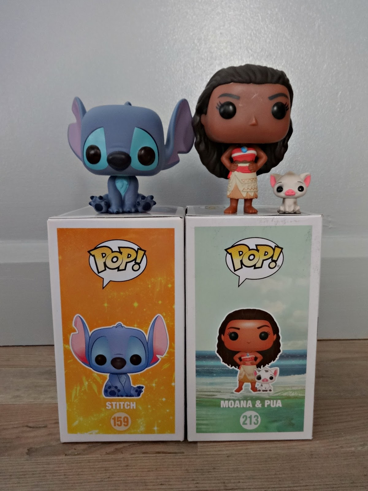 Disney Funko Pops