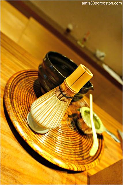 Accesorios para Matcha del Ippodo Tea Co. en Nueva York