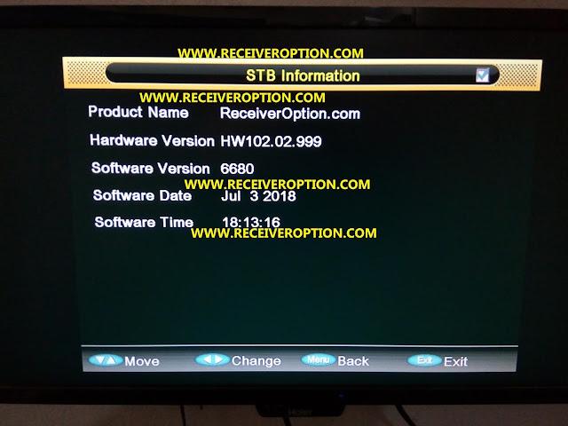 ALI3510C HW102.02.999 POWERVU KEY NEW SOFTWARE
