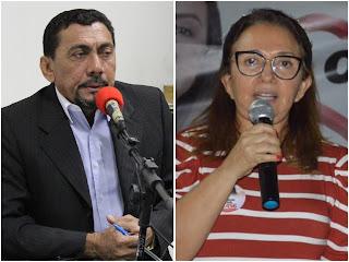 Sena Rosa e Conceiçao Lima disputam presidência da Câmara nesta sexta (1)