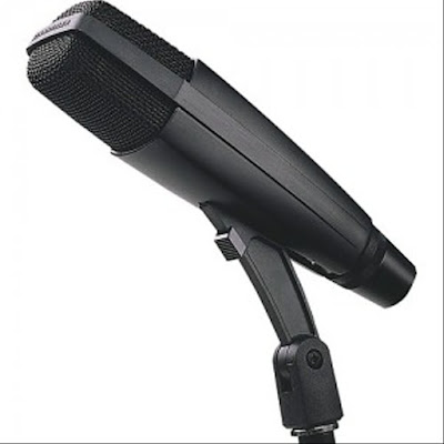 Inilah Microphone Terbaik Dari Tipe Dynamic