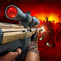 Zombie Conspiracy Shooter Unlimited Money MOD APK