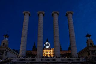 La Bat-Señal en Barcelona