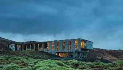 ION Luxury Adventure Hotel, Nesjavellir, Iceland