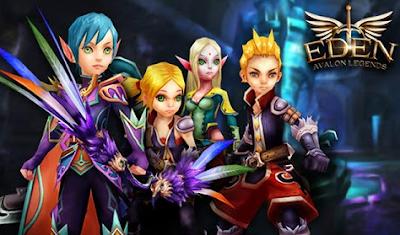 Download EDEN Avalon Legends v2.5.20 Apk + Data
