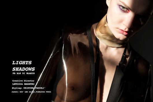 | LIGHTS SHADOWS | ph | Ale Di Blasio | creative director | Letizia Maestri |Editorial