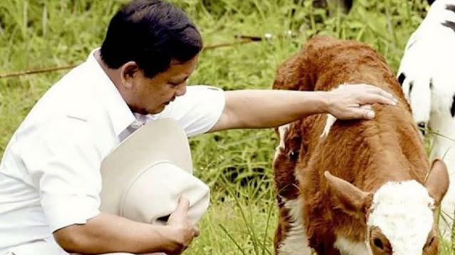 Prabowo Ternyata Dipanggil Kancil saat Jadi TNI