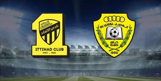 مباراة الوصل والإتحاد بتاريخ 23-10-2019 البطولة العربية للأندية