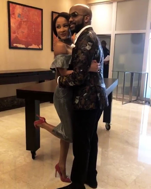 #BAAD2017! Adesua Etomi And Banky W Are Legally Married
