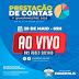 Prefeitura de Eunápolis realizará prestação de contas do 1º Quadrimestre pelas redes sociais oficiais