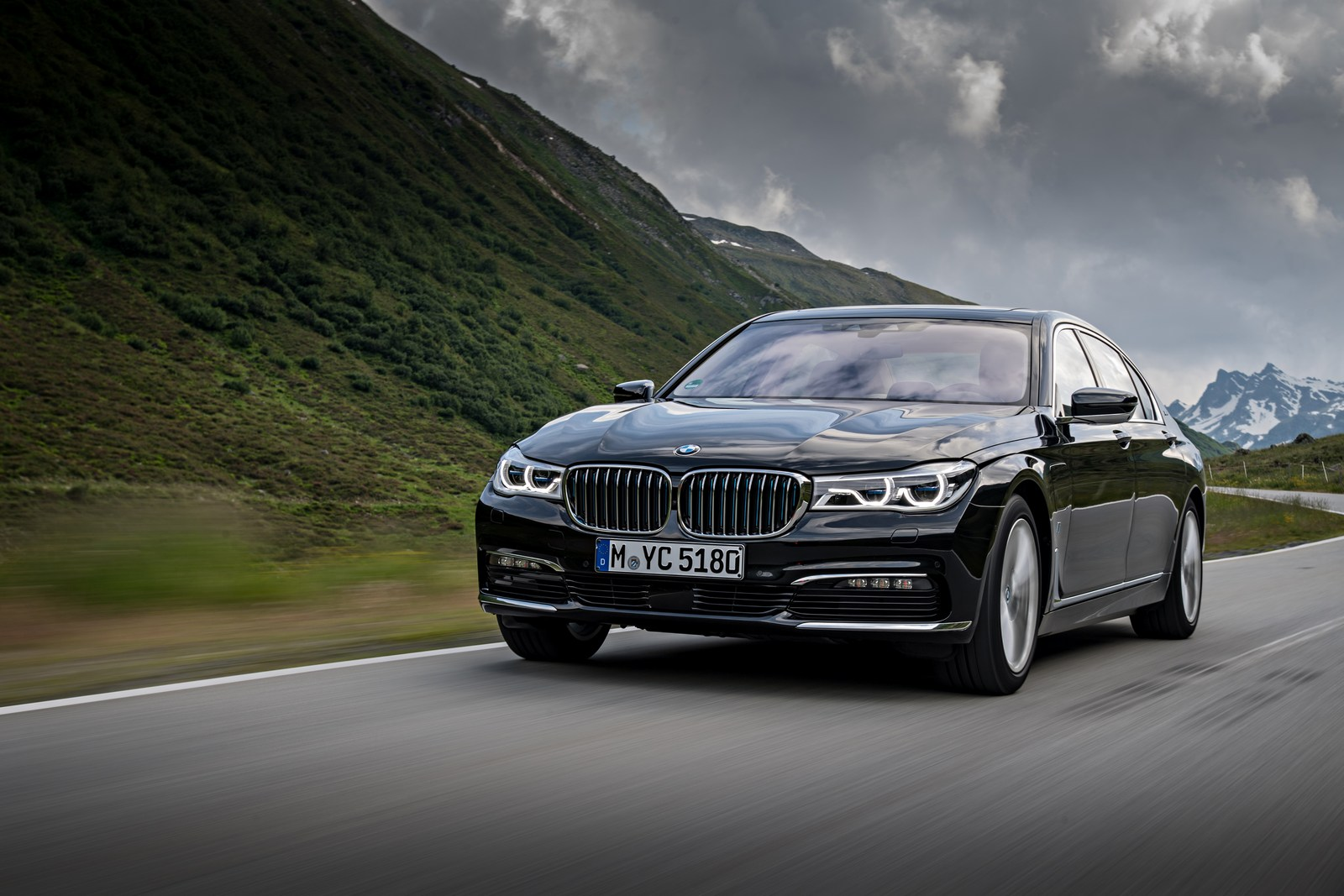 2019 Bmw 740e Iperformance To Receive A More Power