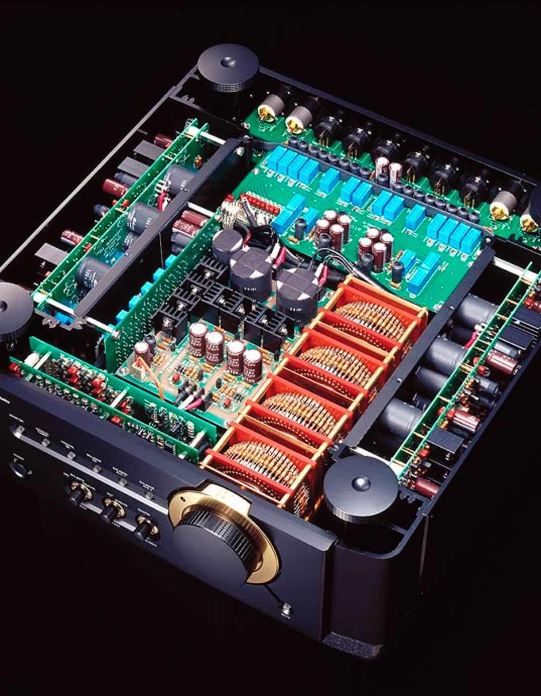 Mono And Stereo High End Audio Magazine Balabo Bc 1 Mk Ii Preamplifier Flagship