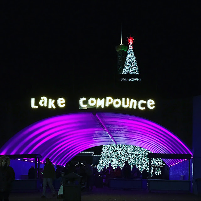 Holiday Lights at Lake Compounce!