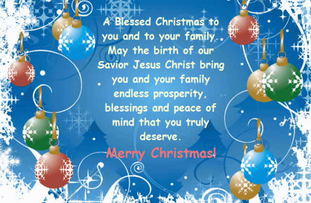 Merry Christmas Wishes And Short Christmas Messages and Greetings