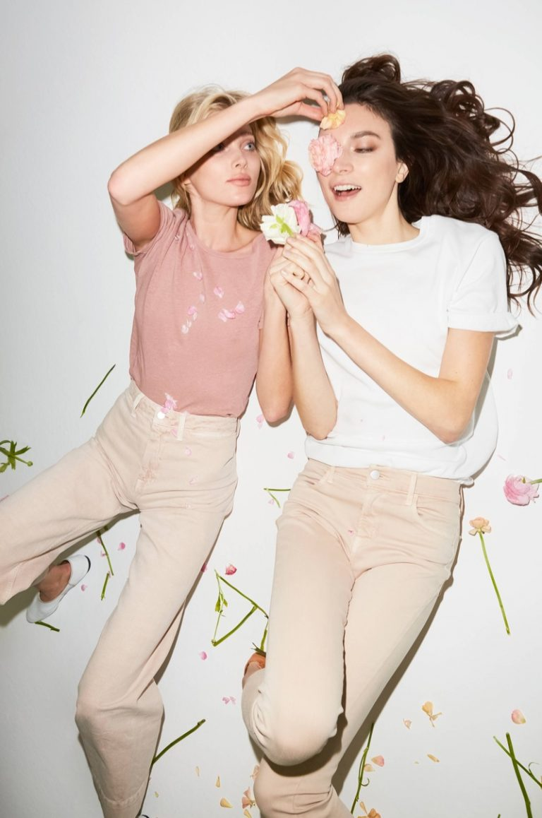 J Brand Spring 2018 Campaign