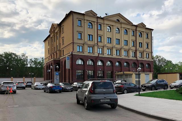 улица Маршала Рыбалко