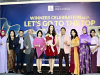 "Winner Celebration 2017 FM World Indonesia Mengusung Tema ""Lets Go to The Top"""