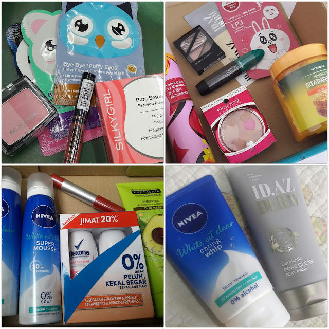 Watsons and Guardian Haul