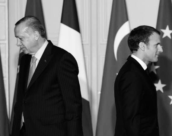 President Macron's Turkophobia