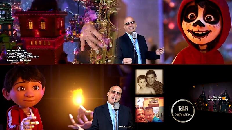 AR-Latin - ¨Recuérdame¨ - Videoclip - Dirección: R&R Productions. Portal Del Vídeo Clip Cubano