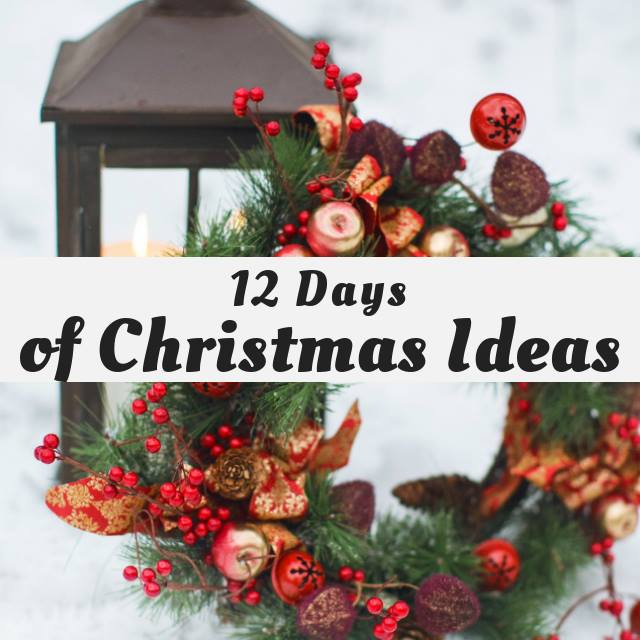 Twelve Days of Christmas Ideas