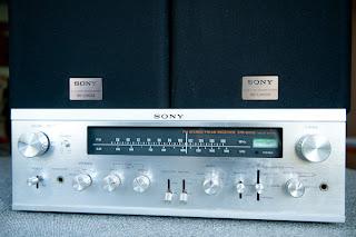 Heygreenie Vintage 70 S Sony Fm Stereo Fm Am Receiver Str