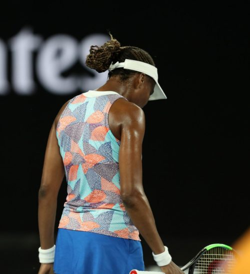 Venus Williams sent packing at Australian Open